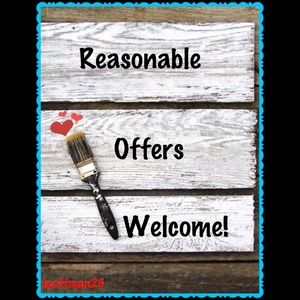 Other - I will consider all reasonable offers!